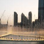 The Dubai Fountain – Show Timings, Ticket and Facts