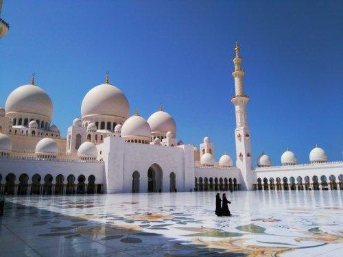 Grand Mosque Dubai