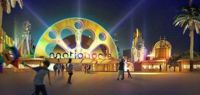 Motiongate Theme Park