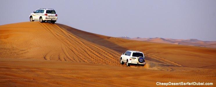What is Desert Safari - explained